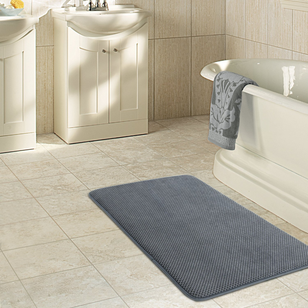 Rubber floor mats bathroom - Bathroom Rubber Mat