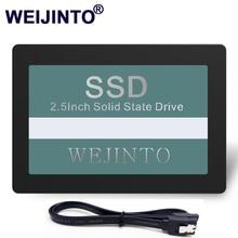 WEIJINTO 32GB 16GB 8GB SSD Internal Solid State Drive 2 5 inch SATA II HDD Hard