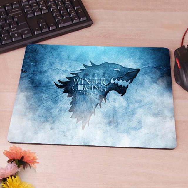 House Stark of Winterfell Mousepad