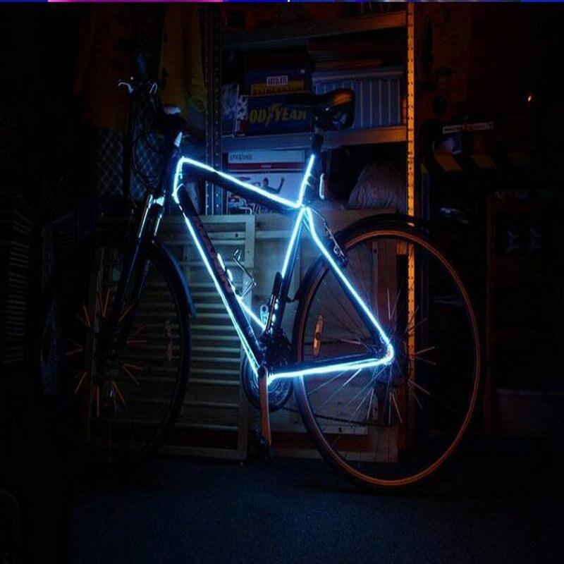 3m neona gaismas deju ballīte gaismas neona LED spuldze Elastīga EL - LED Apgaismojums - Foto 4