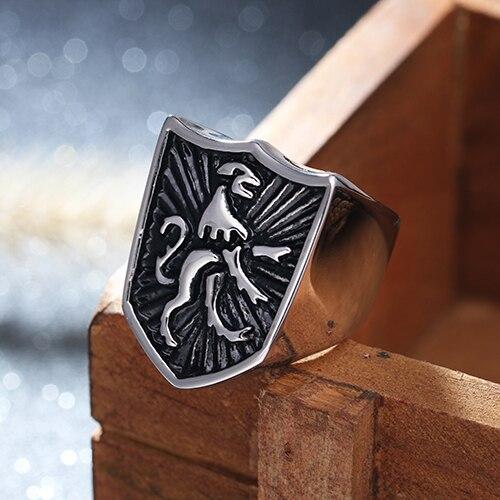C17 ~ C40 leone pendente di figura fatto di acciaio inossidabile di modo bello bello per la bambina