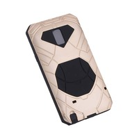 Luxury Outdoor Sports Army Case Hard Metal Silicone Full Protection Phone Case Cover For Samsung Galaxy