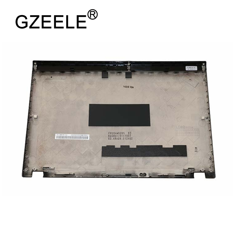 GZEELE New For Lenovo ThinkPad X220I X220 X230 X230I LCD Cover Rear Lid Top Back Shell FRU 04W6895 04W1406 04W2185 Top Lcd Cover