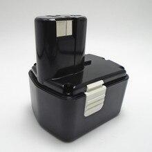 14.4 v recarregável Ni-MH bateria 3000 mah para Hitachi broca chave de fenda Elétrica sem fio EB1414 EB1420 EB1426 EB1820