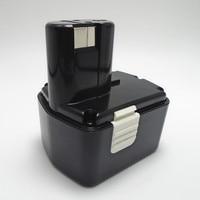 14.4V rechargeable Ni MH battery pack 3000mah for Hitachi cordless Electric drill screwdriver EB1414 EB1420 EB1426 EB1820