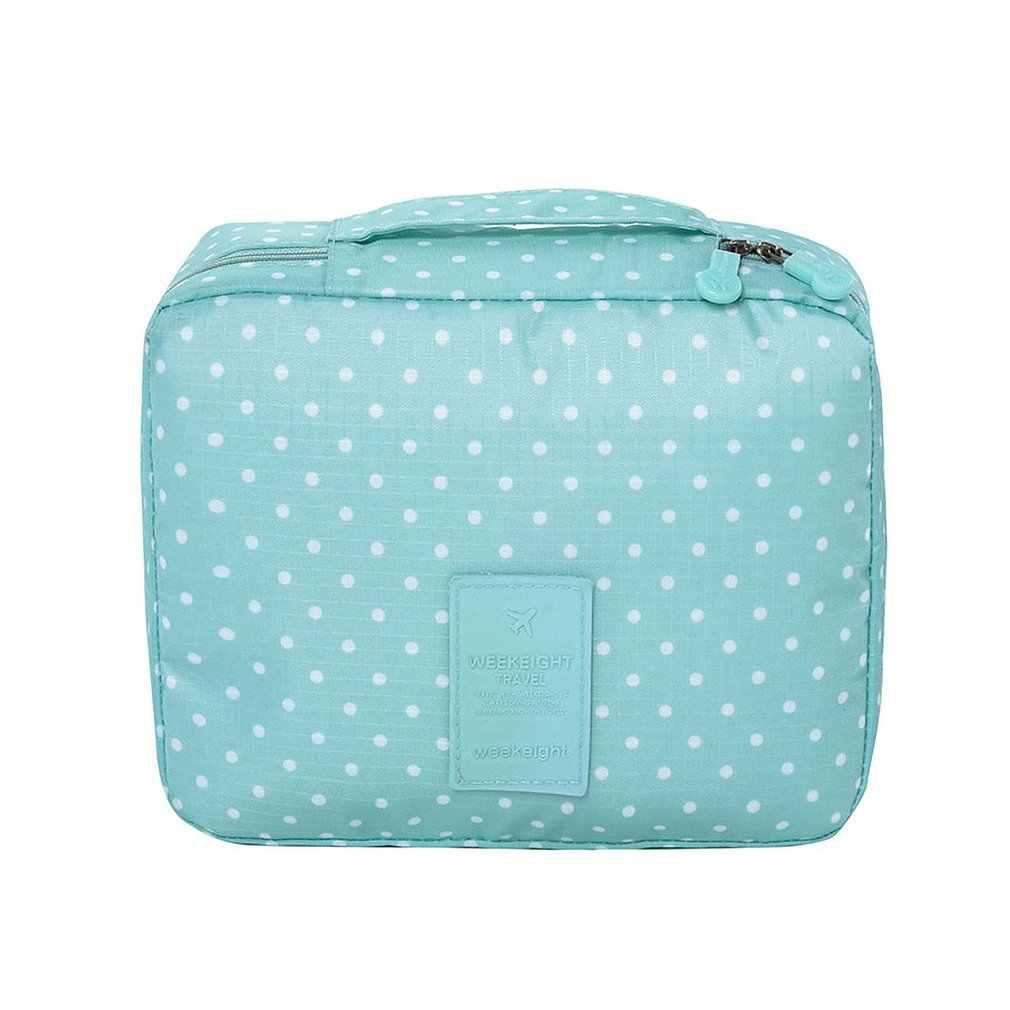 الموجبة الكورية النسخة هوك المحمولة السفر مستلزمات حقيبة سلع منزلية