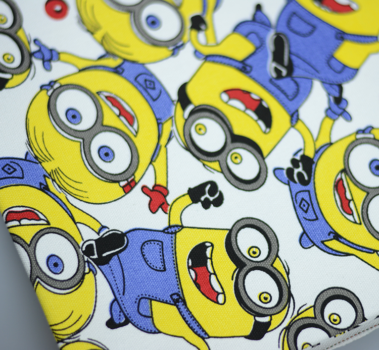 Popular Minion Cotton Fabric-Buy Cheap Minion Cotton Fabric lots ...