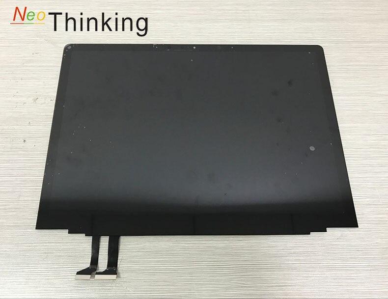 NeoThinking Lcd Assemblée Pour Microsoft Surface Livre 1703 1704/Pour Microsoft Surface ORDINATEUR PORTABLE 1769 Écran Tactile de Remplacement
