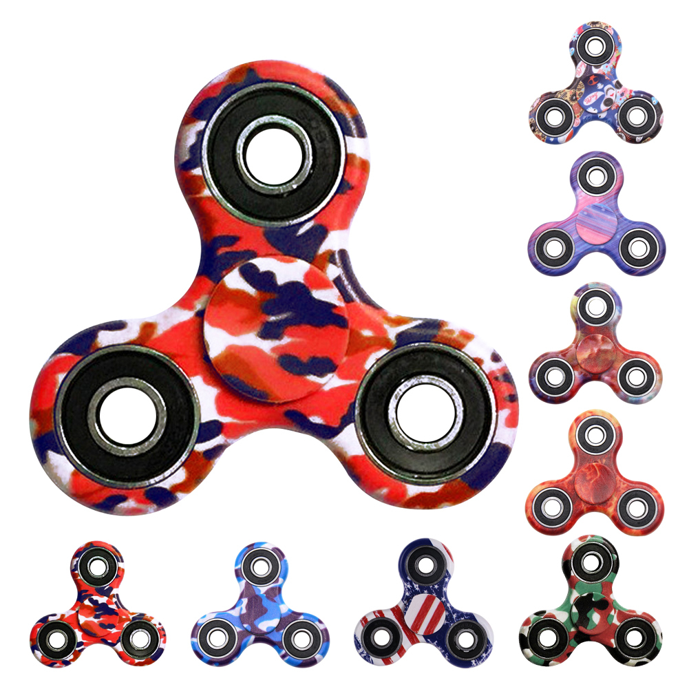 Hand Spinner Multicolor
