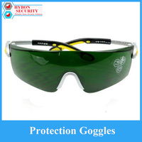 Anti Strong Light Welding Protective Safety Goggles Welders Anti Glare Glasses Spectacles Protective Eyewear Green Color
