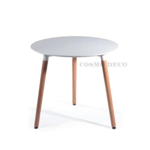 Barato IKEA salón cocina triángulo Continental Hotel sólida mesa de ...