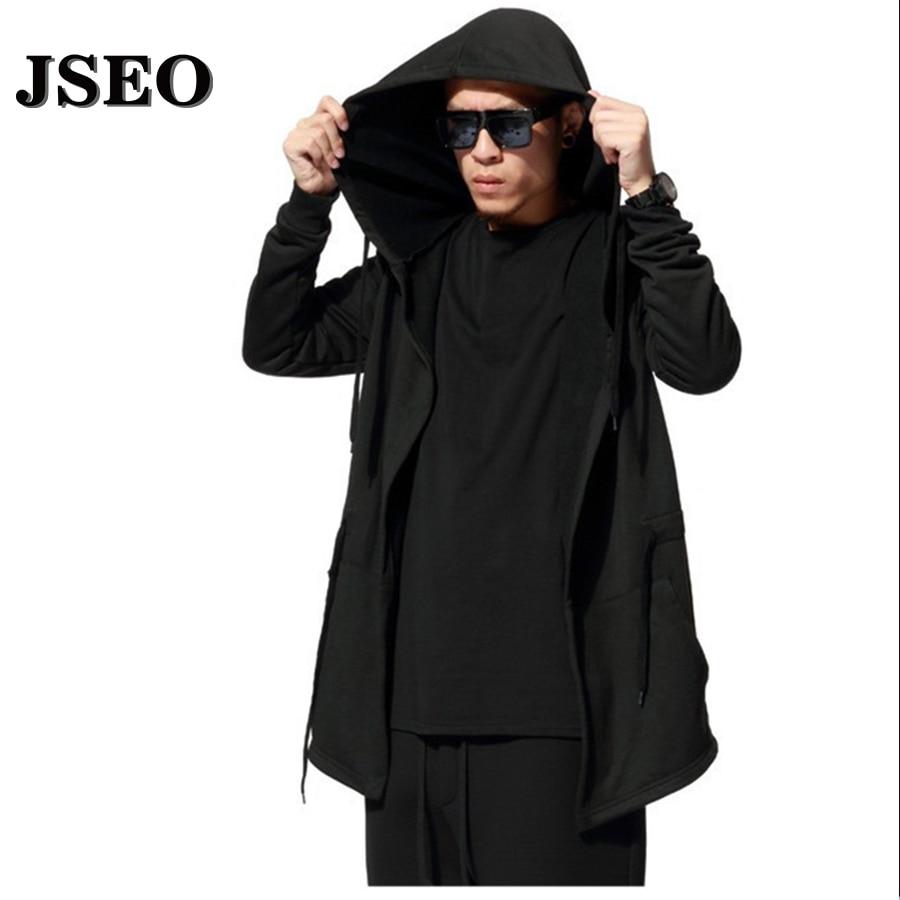 jseo free 2016 autumn winter fashion new black cloak. Black Bedroom Furniture Sets. Home Design Ideas
