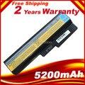 L08o6c02 l08s6c02 lo806d01 l08l6c02 l08l6y02 l08n6y02 5200 mah batería para lenovo 3000 g430 g450 g455a g530 g550 g555