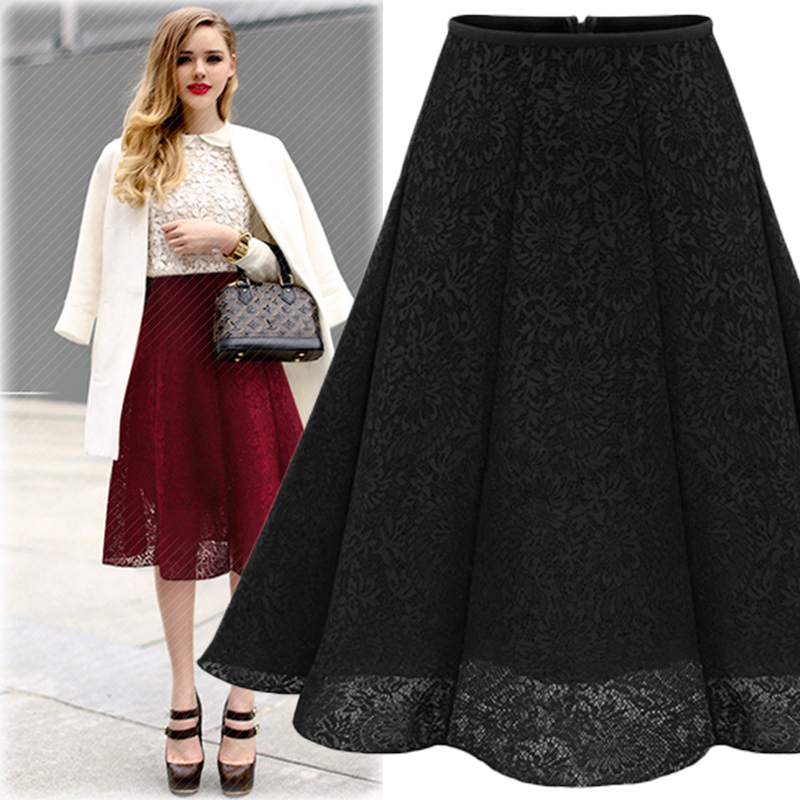 Compare Prices on High Waisted Circle Skirt- Online Shopping/Buy ...
