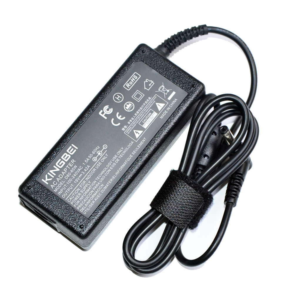 Laptop Battery Adapter AC Chargers For ASUS X75 X75Sv X75A Compatible PA-1650-32 603284-001 Notebook Power Supply 19V 3.42A 65W