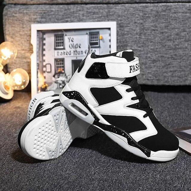 425b28e9645 FACE FORCE 2016 Newest Jordan Men Basketball Shoes Male Ankle Boots  Anti-slip outdoor Women Sport Sneakers Plus Size EU 35-47