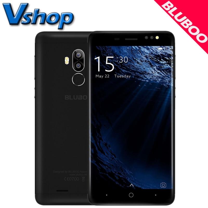 Original bluboo d1 3g teléfonos móviles android 7.0 2 gb ram 16 gb ROM Quad Core