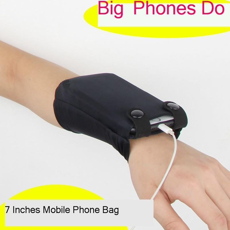 Arm Band Phone Case On Hand Sport Armband Suitable For 7 Inche Mobile Motion Phone Armband
