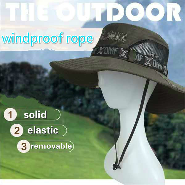 60 Pieces Wholesale Windproof Rope Straw Hat Accessories Cord Special Cap Elastic Fixed Anti drop Belt Sports Farm Work Dancing in Jewelry Findings Components from Jewelry Accessories