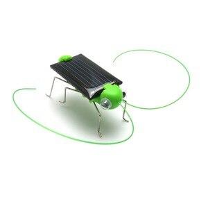 Funny Grasshopper Model Solar
