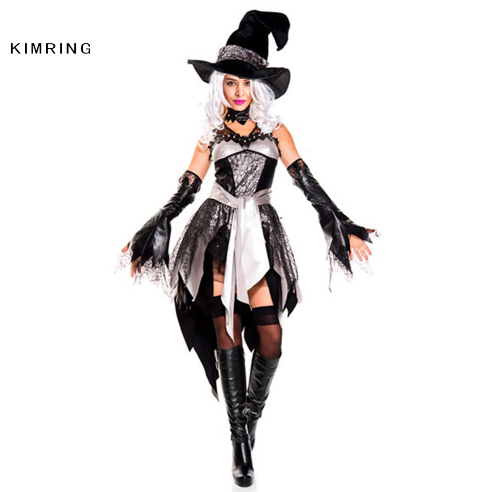 Popular Halloween Adult Witch Costumes-Buy Cheap Halloween Adult ...