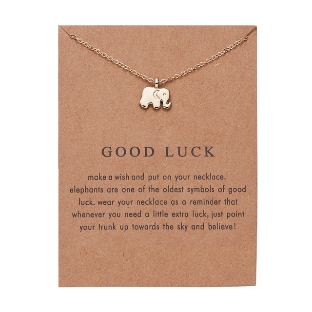 Fashion Elegant Animal Necklace Elephant Dragonfly Butterfly Flower Necklaces Vintage Necklace Pendant Charm Women Friend Gift 2