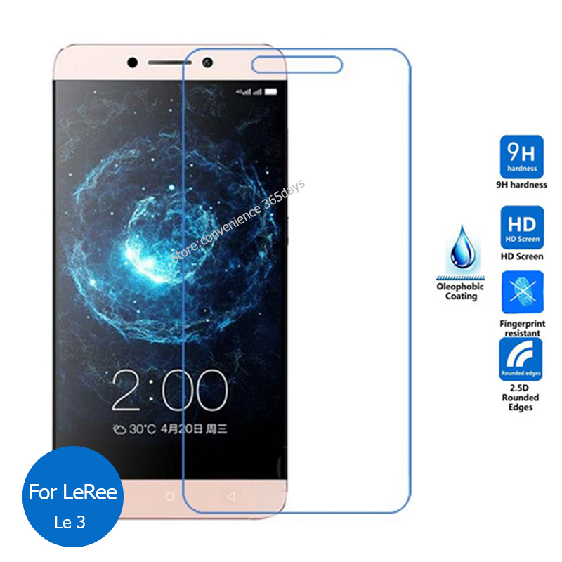 2PCS Tempered <font><b>Glass</b></font> For <font><b>LeEco</b></font> Le2 Pro Le Max 2 <font><b>Cool</b></font> <font><b>1</b></font> Pro 3 S3 1S Screen Protector 2.5 Protective Film On Le Eco Max2 Pro3 image