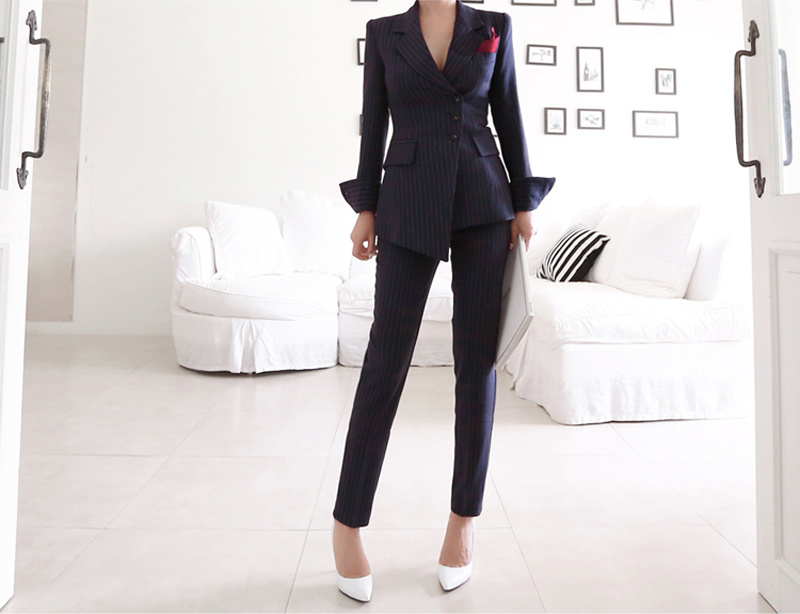 Women Suits Single Breasted Blazer  Business Suits