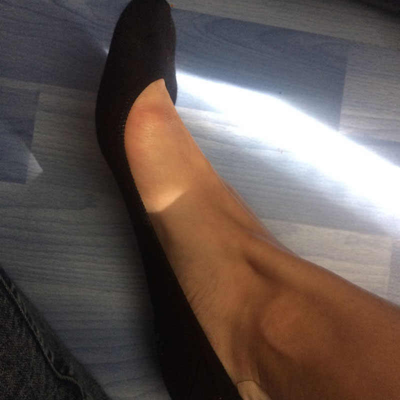 98b668e74b2 ... 5 Pairs Women Short Summer Slipper Socks Ladies Invisible Boat Sock  Girls Footsie Skin Thin Fashion
