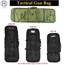 Good Tactical Equipment 81/94/118CM Military Backpack Airsoft Gun Bag Square Hunting Carry Bag Protection Case Rifle Backpack