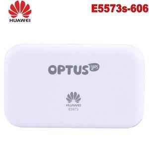 Image 3 - Unlocked Huawei E5573 E5573s 606 4G wifi router band 28 700mhz 4g mobile wifi 4g mifi dongle miFi Router 4g wifi Hotspot router