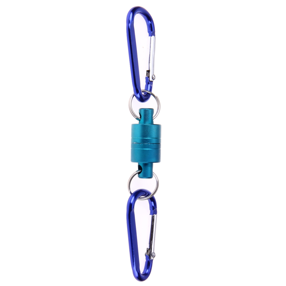 Hanging Buckle Wireless Rope Strong Magnetic Clasp 3.5kg Hangingishing Accessories Lure Small Tool Hanging Fishing Buckle Lure