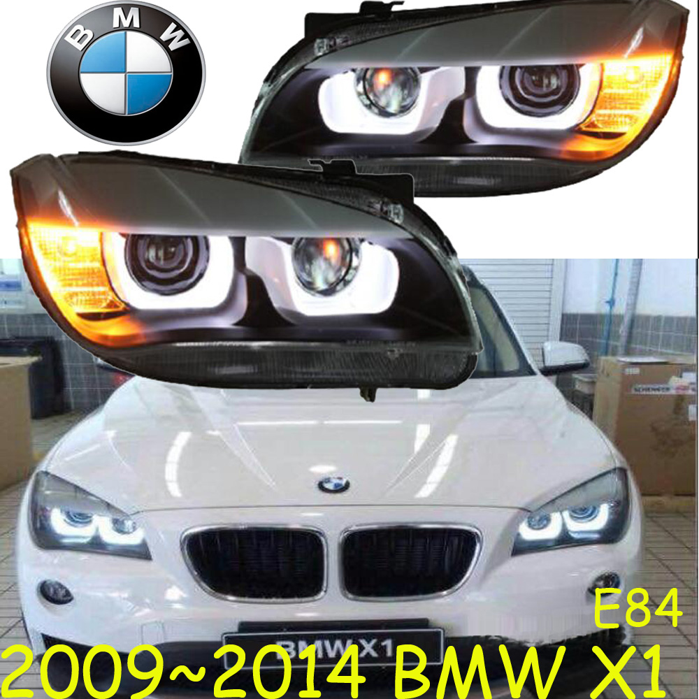 car-styling,X1 headlight,2009~2014,Free ship! X1 fog,chrome,LED,318i,330i,335i,525i,528i,530i,535i,640i,740i,745i,x1,x3,x5,x6,z3 prikaz i i strelkova