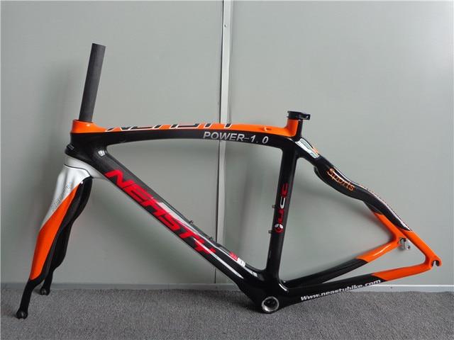 Telaio full carbon 700c strada bici da corsa telaio e for Codice della strada biciclette da corsa