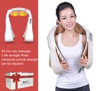 Upgraded Neck Shoulder Massage Version Massage Shawl Massage Neck Household Shoulder And Neck Massager Kneading Heater