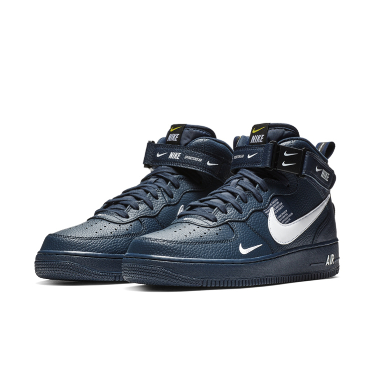 Nike Air Force 1 Mid 07 LV8 Black