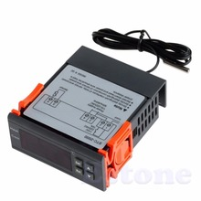 STC-2000 220V -55~120C Digital Temperature Controller Thermocouple with Sensor