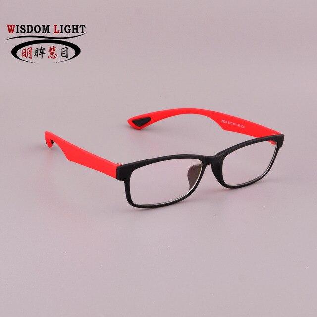 Эксклюзивный заказ очками 1.61 преломления Близорукости Очки Лоскутная Рамка Близорукие очки готовой продукции 2234