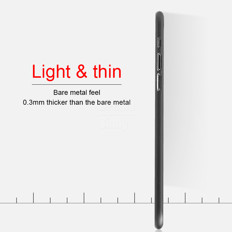 0 3MM Ultra Thin Matte PP Case For iphone X XS Max XR 11 Pro Hard