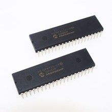 PIC16F877A I/P PIC16F877A PIC16F877 16F877A I/P DIP 40ใหม่IC 28/40/44 Pin Enhancedแฟลช