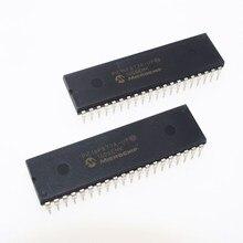 PIC16F877A I/p pic16f877a pic16f877 16f877a i/p dip 40 original novo ic 28/40/44 pino aumentado flash