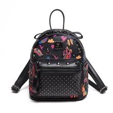 2019 Mini Backpack Designer Fashion Women Backpack Soft Touch Small Female School Bag cute backpacks for teenage girls small bag