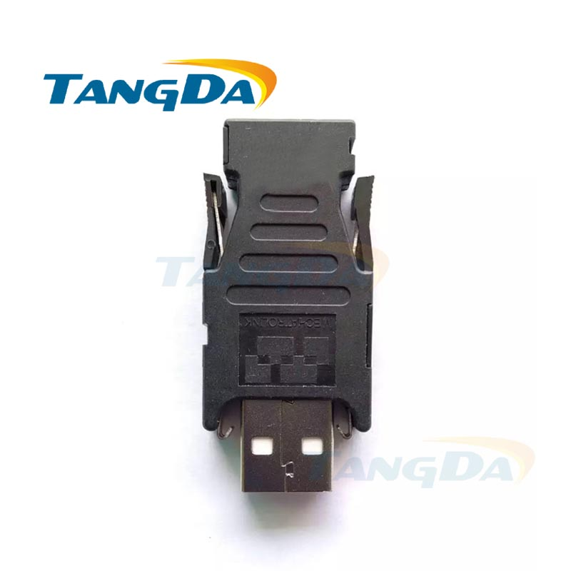Tangda Connectors servo motor joint plug V series MECHATROLINK II type JEPMC-W6022 resistance tangda connectors servo motor plug aviation plug vw3m8122 17p 17pin 17 core ms3108b 20 29s elbow ydm30200447 a