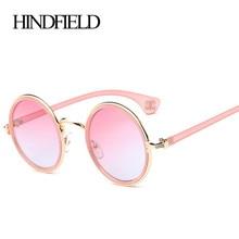 HINDFIELD Round Sunglasses Pink