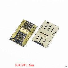 SIM card Socket Reader Holder Slot Tray Replacement for xiaomi redmi 3/3S/3x /4/Note 4 / xiaomi MAX / redmi Pro