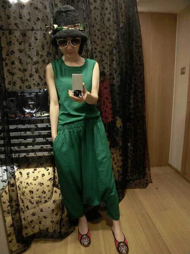 2 1 Womensuit Costume Pièces Ensemble Européenne Sac Couleur Mode 3 Nouvelle Sarouel 2019 Style Kelly Femelle Solide w1ZBxxnqa