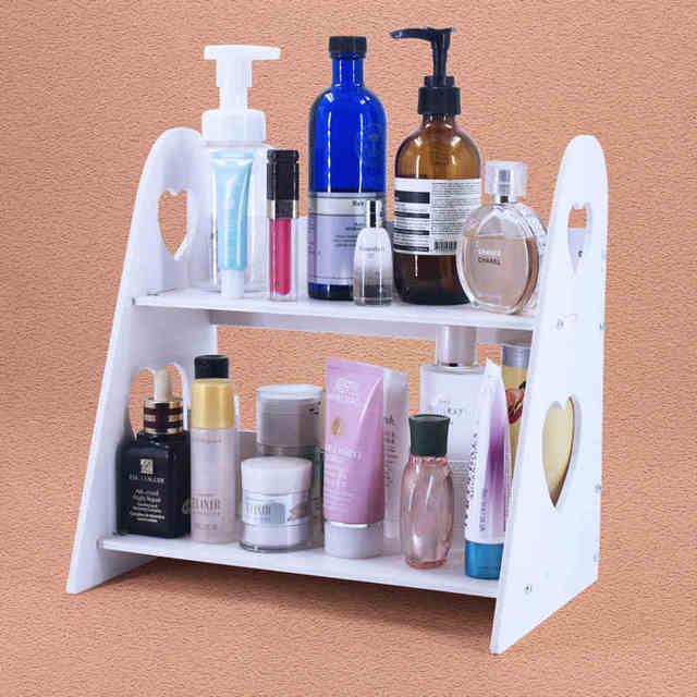 new white plastic bathroom storage shelf rack heavy duty storage rh aliexpress com Plastic Shelving Racks Heavy Duty Plastic Shelving