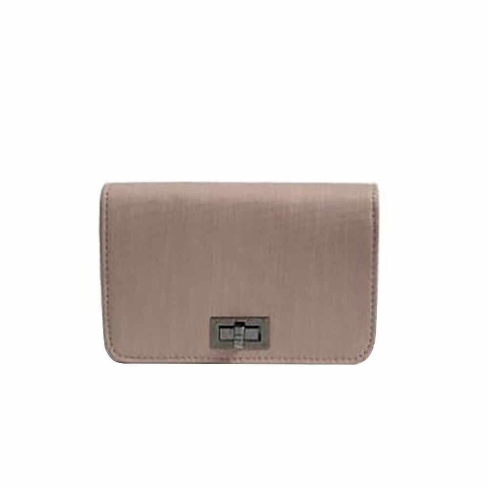 Moda Simples Quadrado Pequeno Saco da Bolsa das Mulheres 2019 de Alta Qualidade Pu de couro Bolsa de Ombro Mulheres Borla Sólida Cadeia Garras