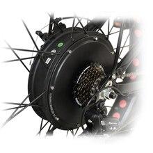 HOTEBIKE 26*4.0 inch Fat Tire Electric Bike 60V 2000W Motor Max Speed 55km/h Snow Beach Bike 18AH Battery(A7AT26)