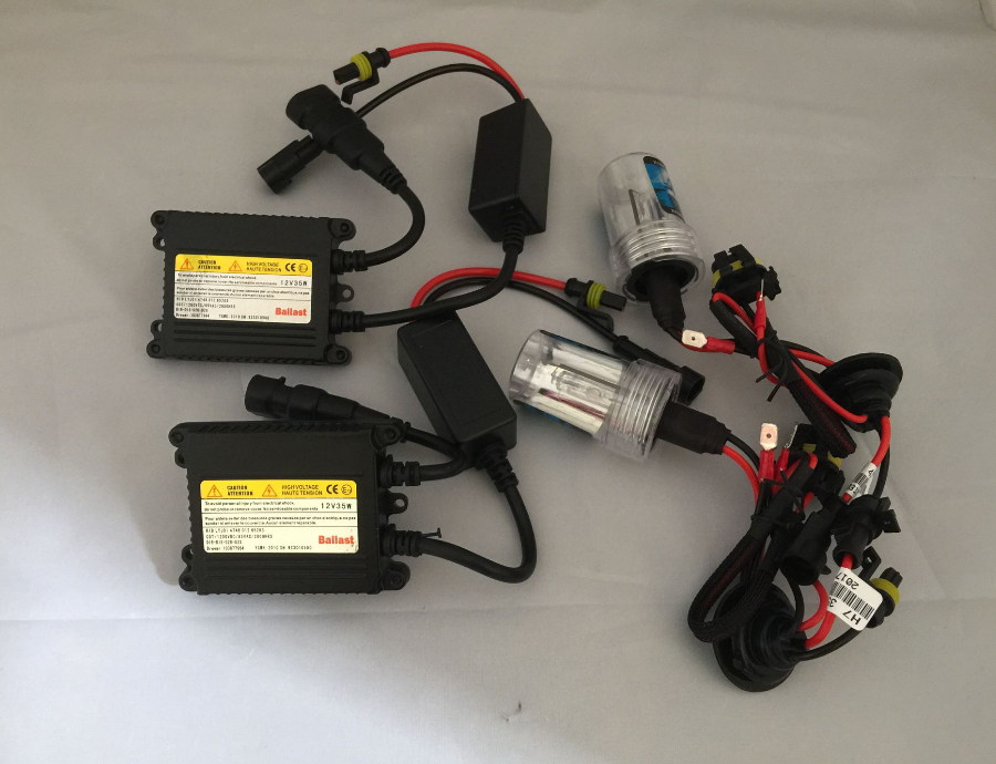 35W AC xenon hid kit H7 H4 H1 H3 H8 H10 H11 H13 880 9004 7